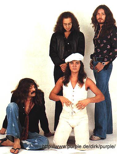 Deep Purple: grubun diskografisi 47