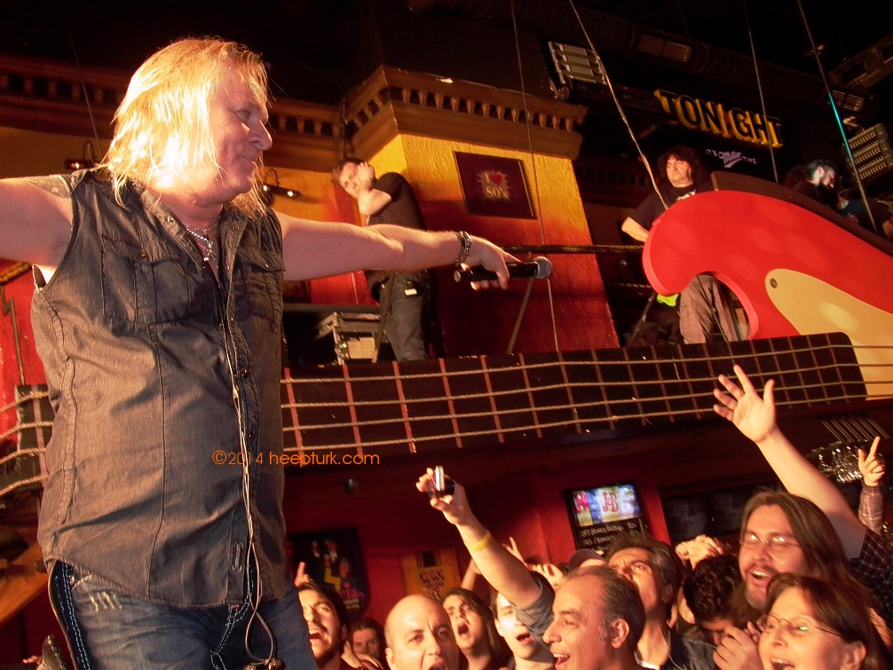 Uriah Heep coming again in Turkey for three concerts.  For the details, please click 2014 TURKIYE link from left menu