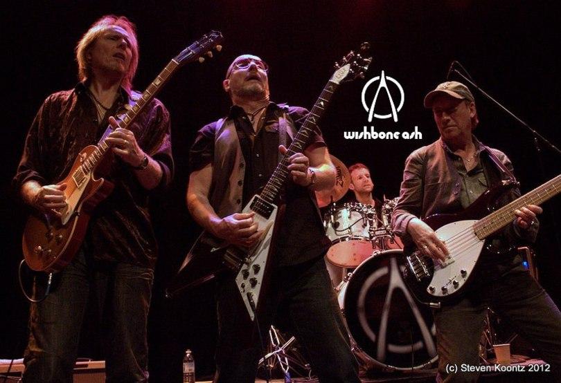 Wishbone Ash again in Turkey